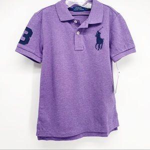 NWT Polo Ralph Lauren Mesh Polo Shirt 5